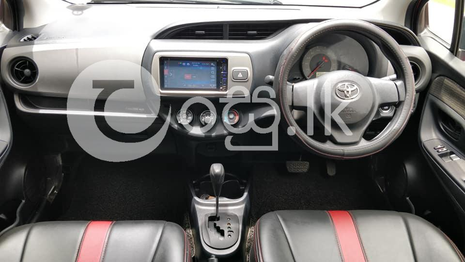Toyota Vitz 2016 Cars in Mount Lavinia