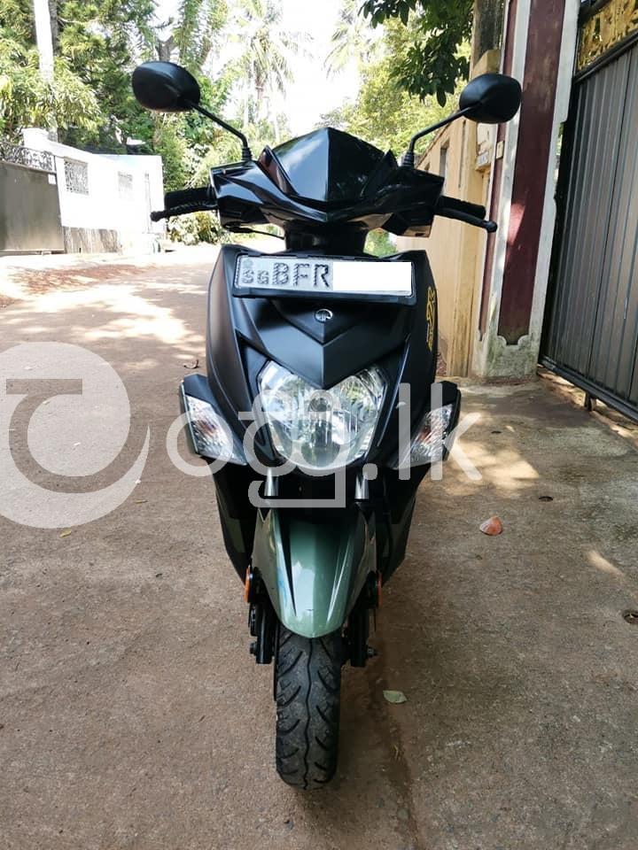 Ray Zr (2017) Motorbikes & Scooters in Kadawatha