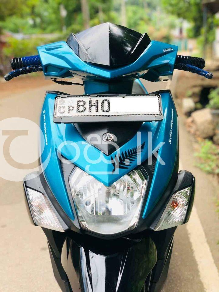 YAMAHA    RAY ZR  Motorbikes & Scooters in Kandy