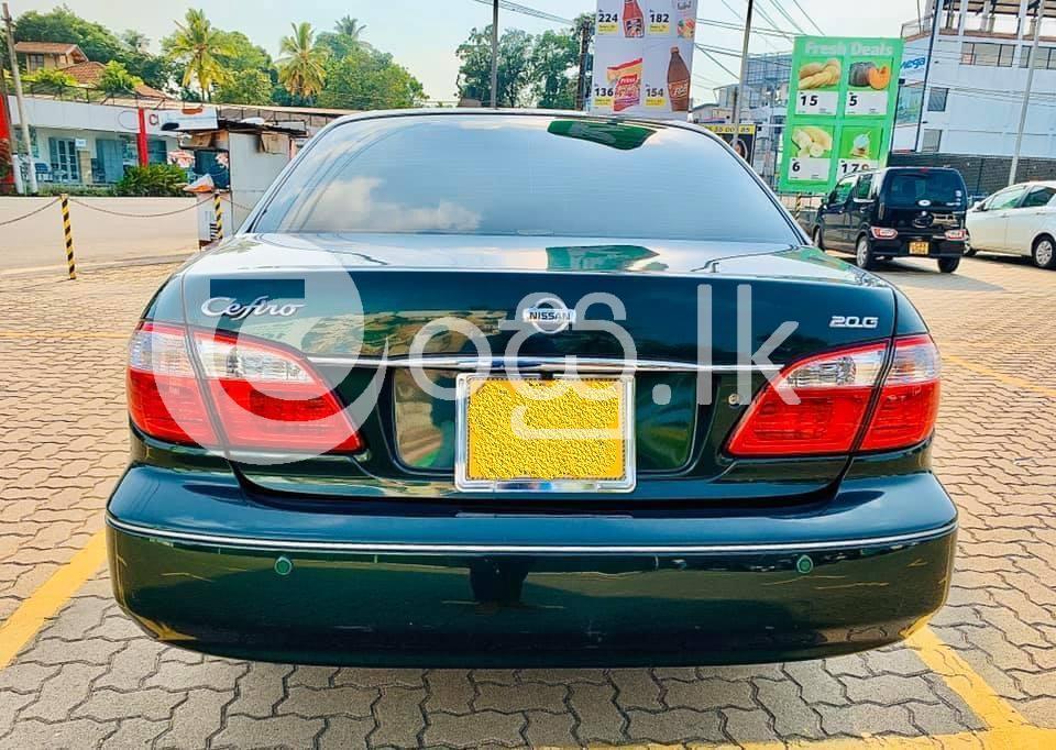 Nissan Cefiro 2.0G Cars in Piliyandala