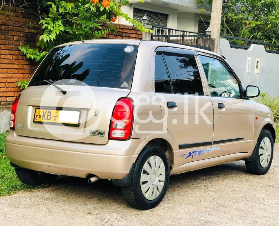Perodua Kelisa 2003 Cars in Colombo 1