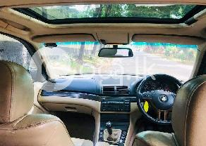 BMW 320D in Maharagama