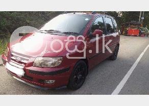 Hyundai Matrix  in Kandy