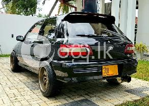 Toyota Starlet GT Turbo