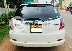 Honda fit Shuttle New Face in Wennappuwa