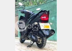 Yamaha Ray zr 2019 in Kandy