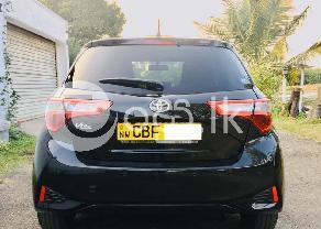 Toyota Vitz 2018 in Nugegoda