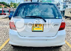 2007 Honda fit gd1 in Piliyandala