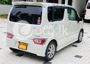 Suzuki Wagon R FZ 2018 in Panadura