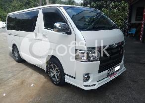 Toyota KDH 201 Super GL Dark Prime  in Kegalle
