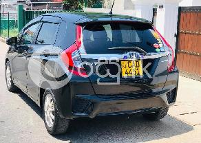 Honda Fit L Grade 2014