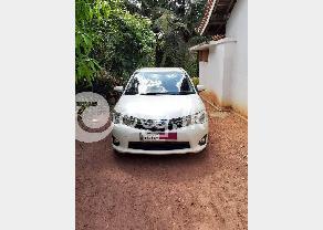 2015 Toyota axio car in Negombo