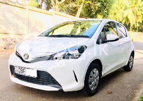 Toyota Vitz 2016 in Nugegoda