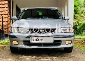 Nissan FB15  in Kurunegala