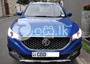MG ZS Fully Loaded 2018