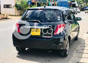 Toyota Vitz in Matara