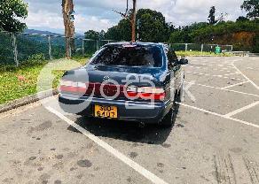 Toyota Corolla car In Kandy in Kandy