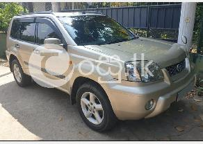 Nissan X Trail T30