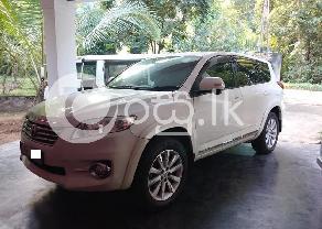 Toyota Vanguard 2012  in Kurunegala