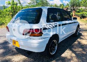 Toyota Ep82 Starlet in Kandy