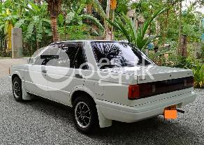 NISSAN SUNNY HB12 SUPER SALOON in Gampaha