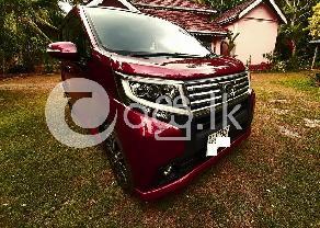 Daihatsu Move Custom 2016 in Kaduwela
