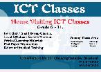 Home Visiting ICT Classes Grade 6  11 in N