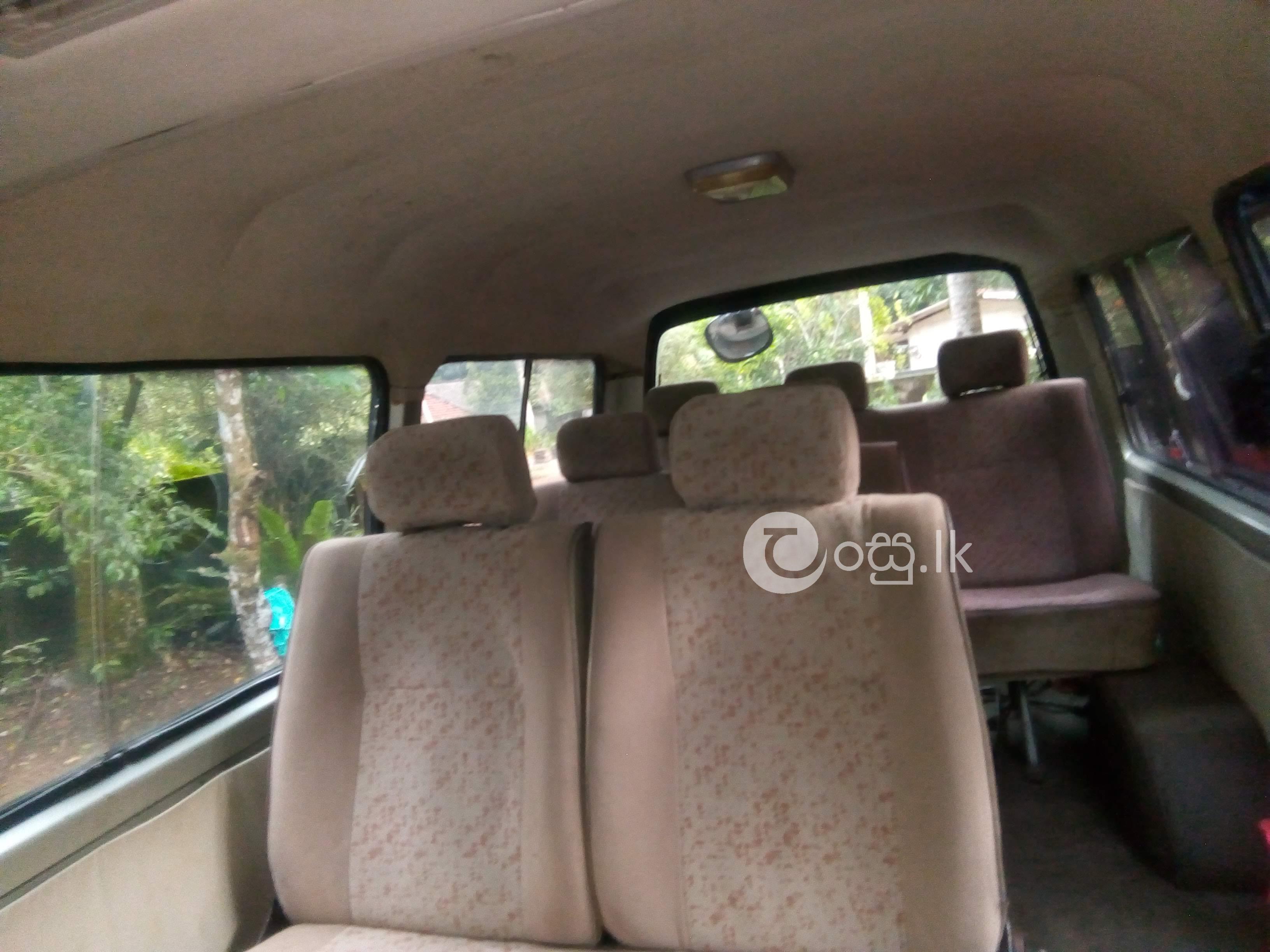 Nissan Caravan For Sale Vans, Buses & Lorries in Elpitiya