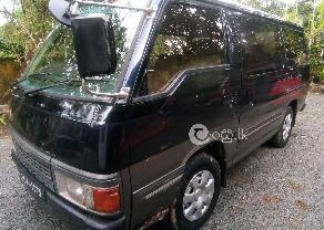 Nissan Caravan For Sale in Elpitiya
