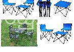 Camp Table and 4 Chair Set with Bag in Dehiwala