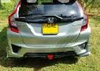 Honda FIT GP5 S Mugen 2014 in Ratmalana