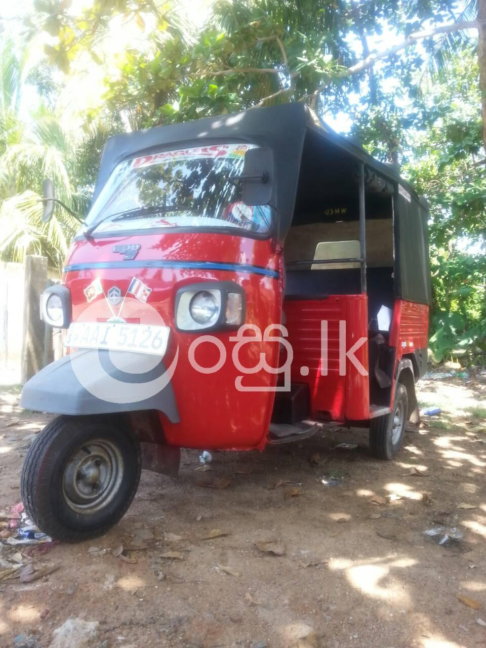 Piaggio Three Wheeler Three Wheelers in Balapitiya