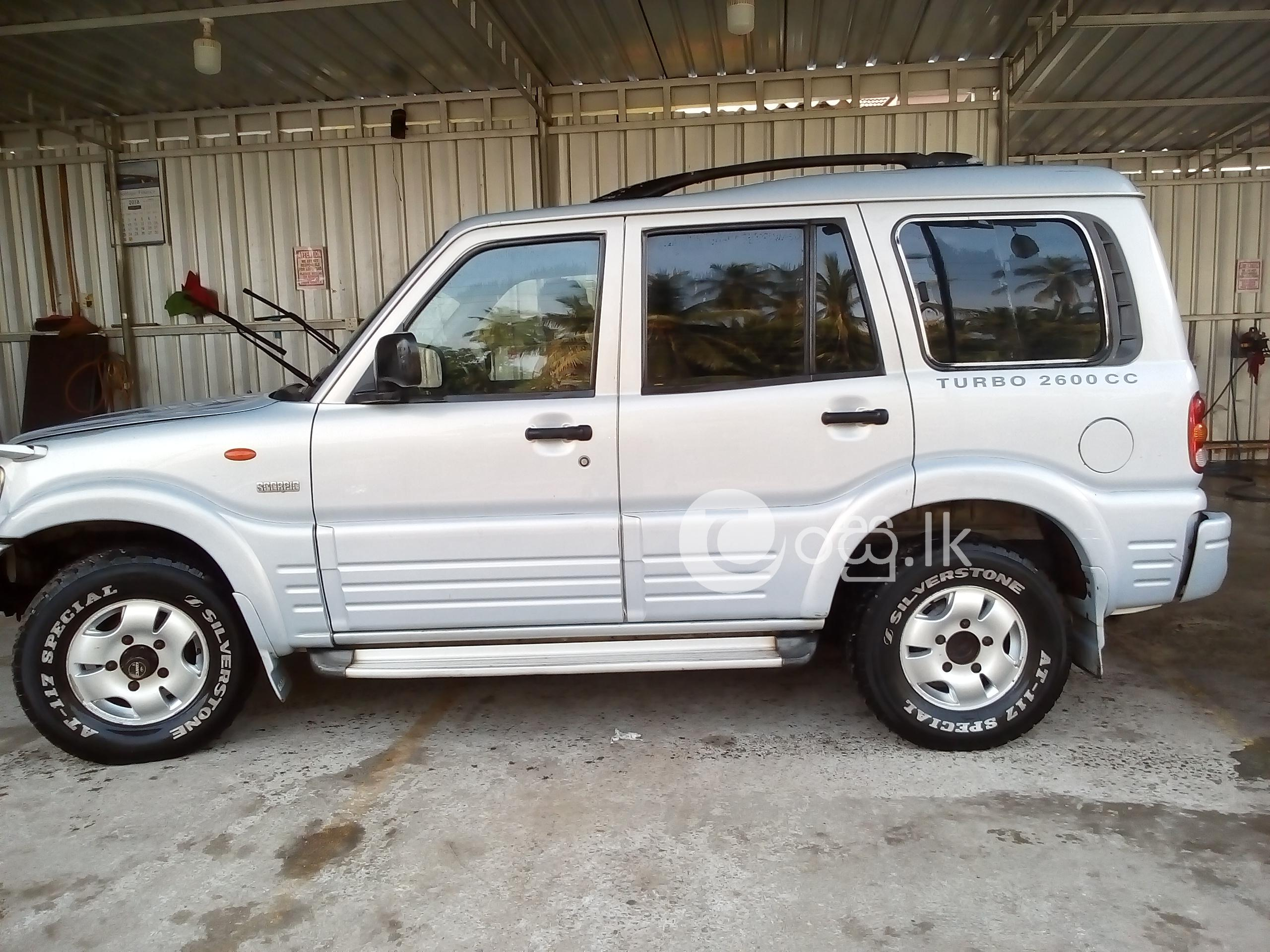 Mahindra scorpio jeep for sale for sale kandy