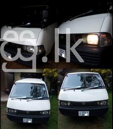 Toyota Townace Vans, Buses & Lorries in Hambantota