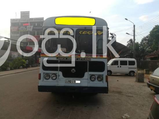 Ashok leyland bus for sale nugegoda