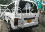 Nissan Caravan in Kegalle