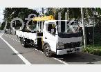 Mitsubishi Canter FE83DY Boom Truck in Piliyandala