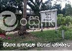 House in Kandalama Mirigama in Mirigama